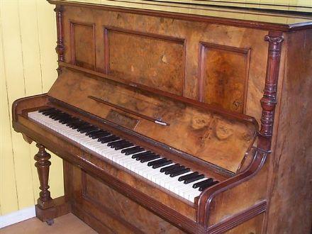 r knopfenstein berlin piano. Black Bedroom Furniture Sets. Home Design Ideas